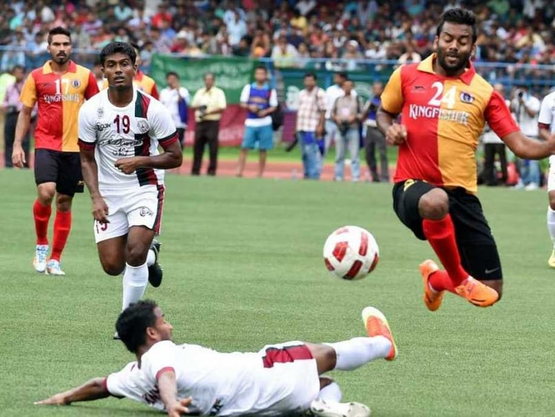 East Bengal Prevail 3-1 Over Archrivals Mohun Bagan in Derby