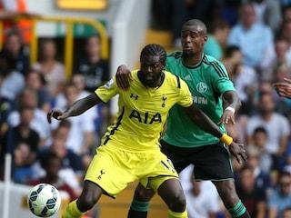 Emmanuel Adebayor on Target as Tottenham See Off Schalke in Pre-season Friendly
