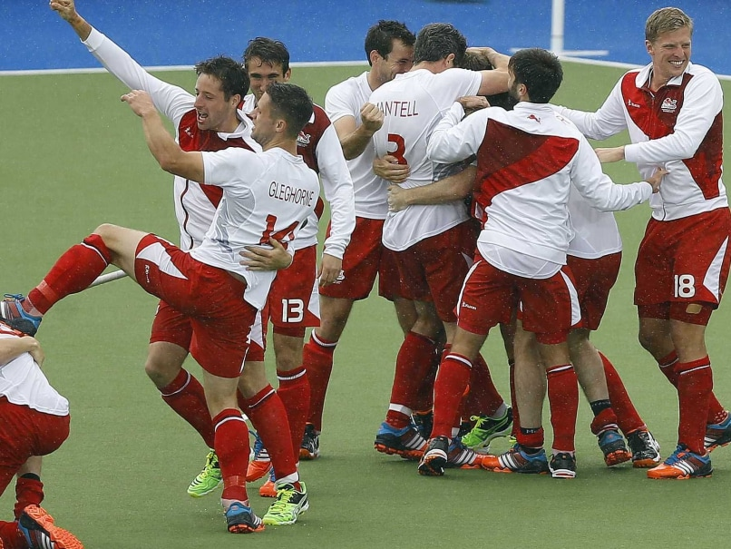 Commonwealth Games 2014: Hockey Bronze for England's Men Team
