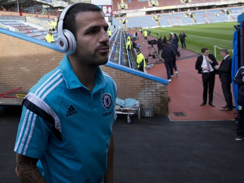 Cesc Fabregas Out of Spain's Euro Qualifier, Germany Friendly
