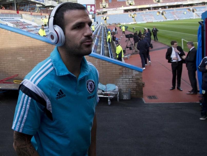Jose Mourinho Praises 'Maestro' Cesc Fabregas
