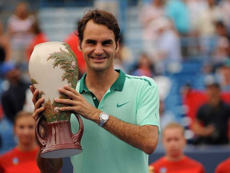 Roger Federer, Serena Williams Win Titles at Cincinnati