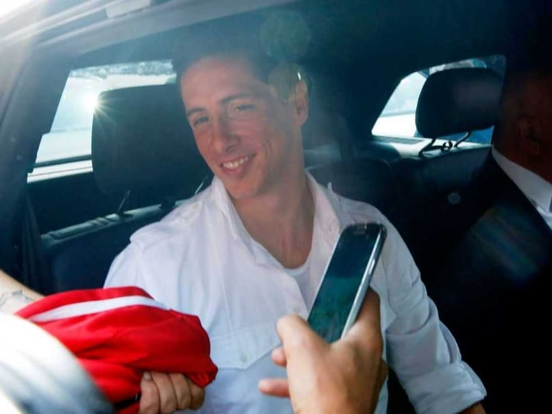 Chelsea F.C. Striker Fernando Torres Joins AC Milan on Two-Year Loan Deal