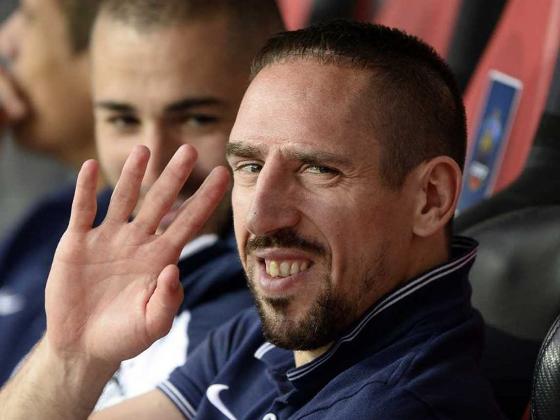 Franck Ribery: The Wing Wizard Who Failed to Get France to Fly