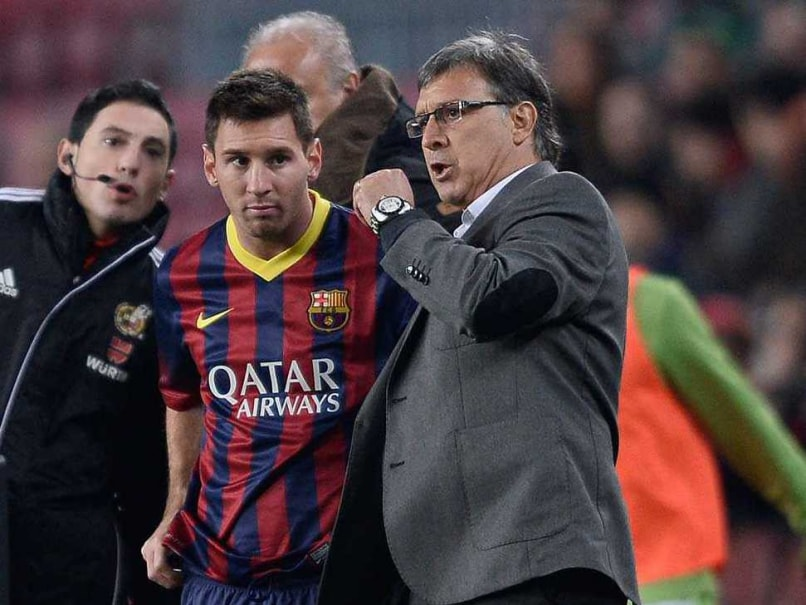 Argentina Appoint Former Barcelona Boss Gerardo Martino as New Coach
