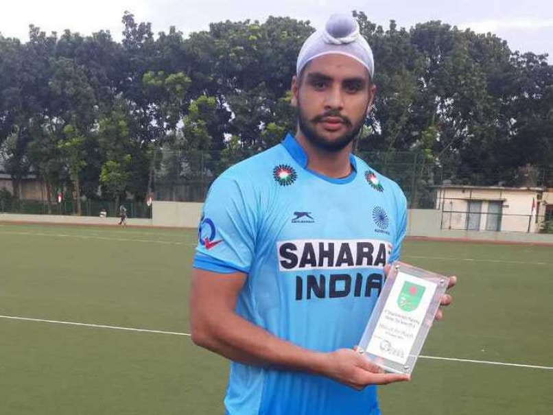 Hockey Series: India win Opener vs Bangladesh