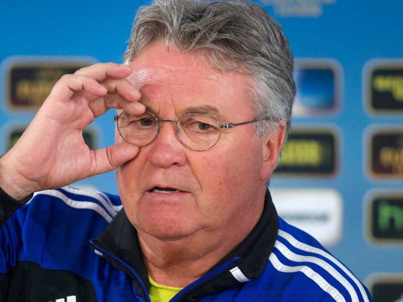 Guus Hiddink Begins Second Stint as Netherlands Coach