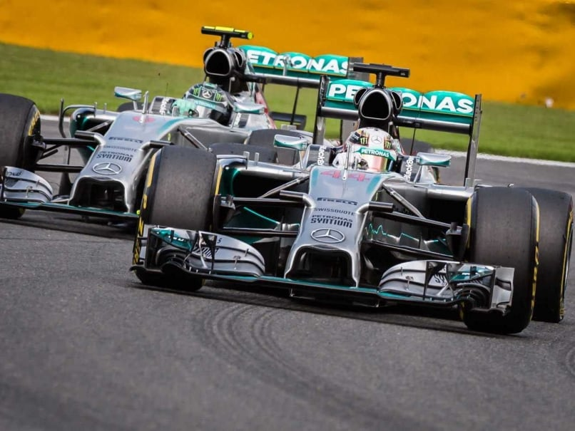 Nico Rosberg Admitted Deliberate Crash 'To Prove a Point', Says Lewis Hamilton