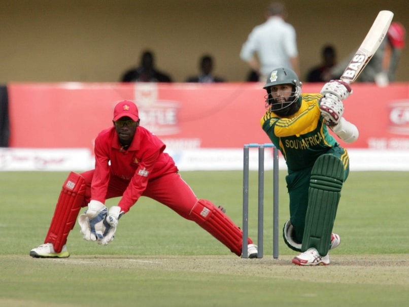 Hashim Amla's Century Propels South Africa to Win Over Zimbabwe in 1st ODI