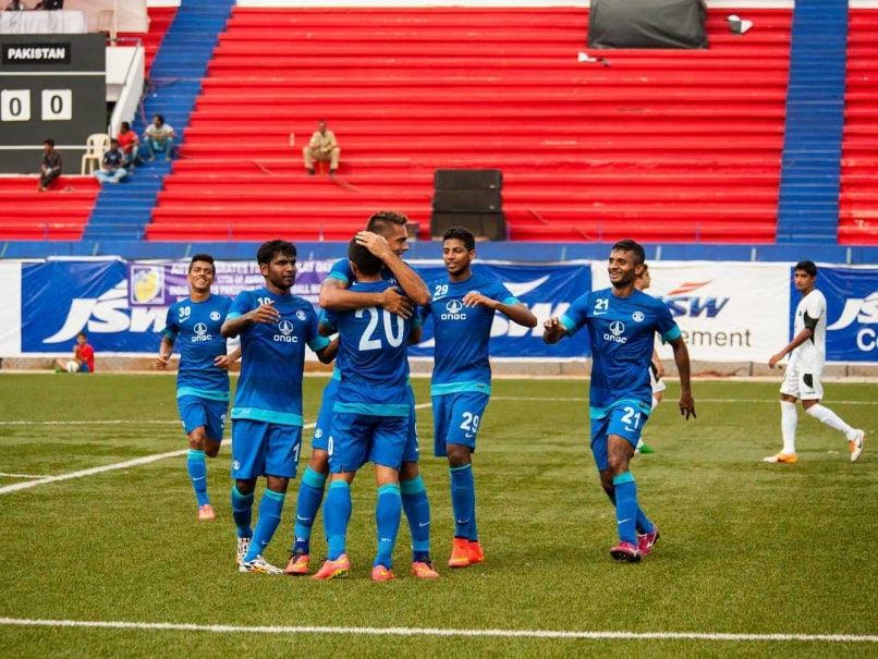 Ten-Man India Beat Pakistan 1-0 in First Football Friendly