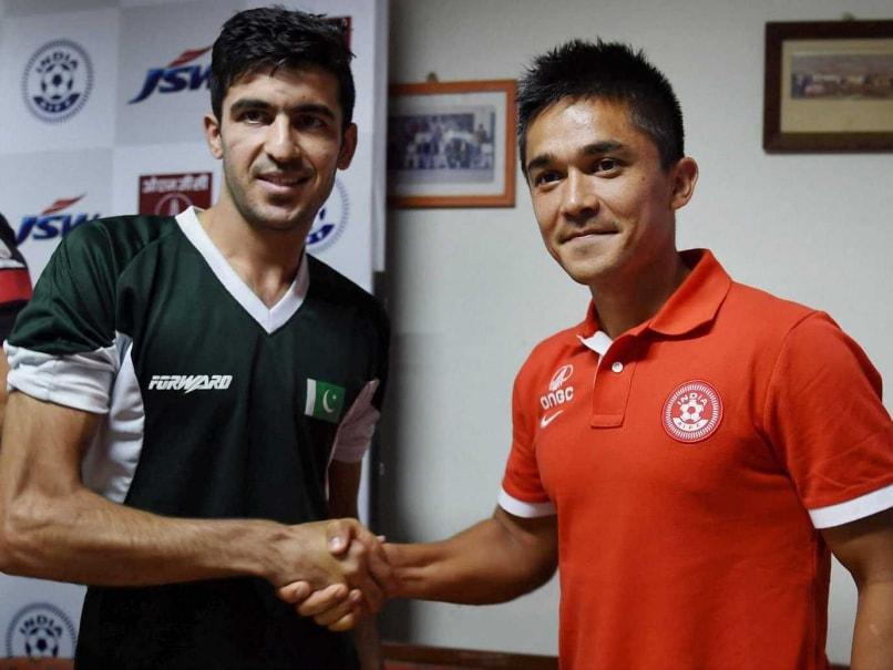 Matches Against Pakistan Always Special, Says Indian Football Team Captain Sunil Chhetri