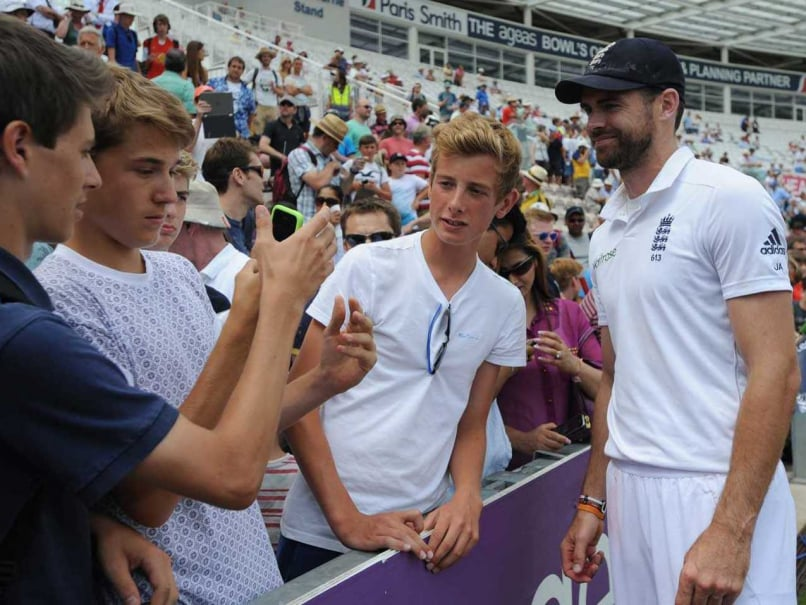 India in England: James Anderson Gets Go-Ahead to Target Ian Botham Record