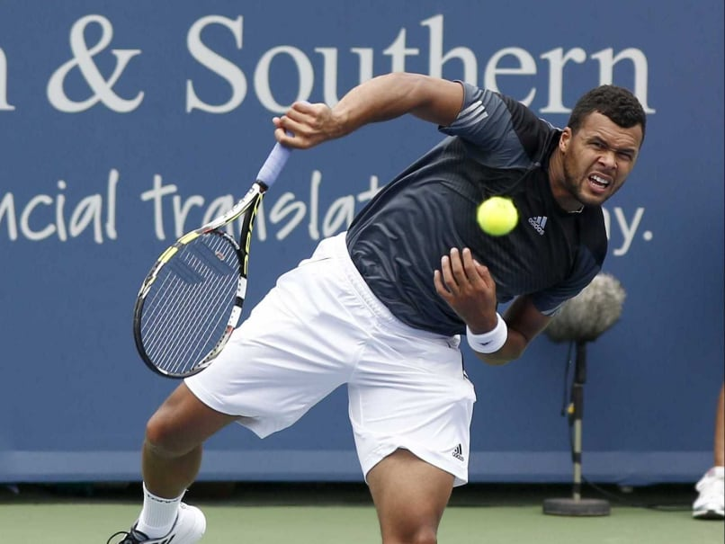 Jo-Wilfried Tsonga, Venus Williams Knocked Out of Cincinnati Open