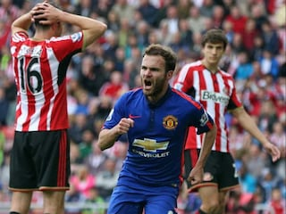Manchester United Draw Sunderland for First EPL Points