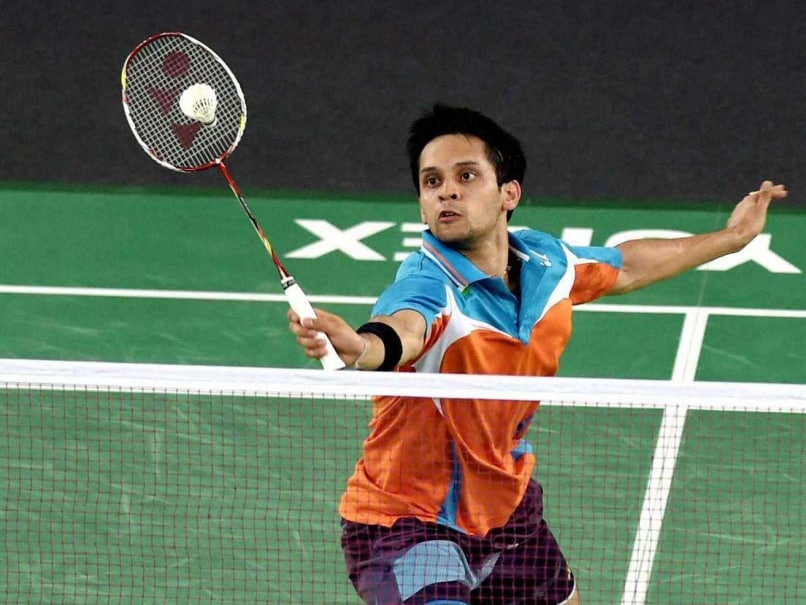 Singapore Open: Parupalli Kashyap Books Semifinal Berth - Badminton News