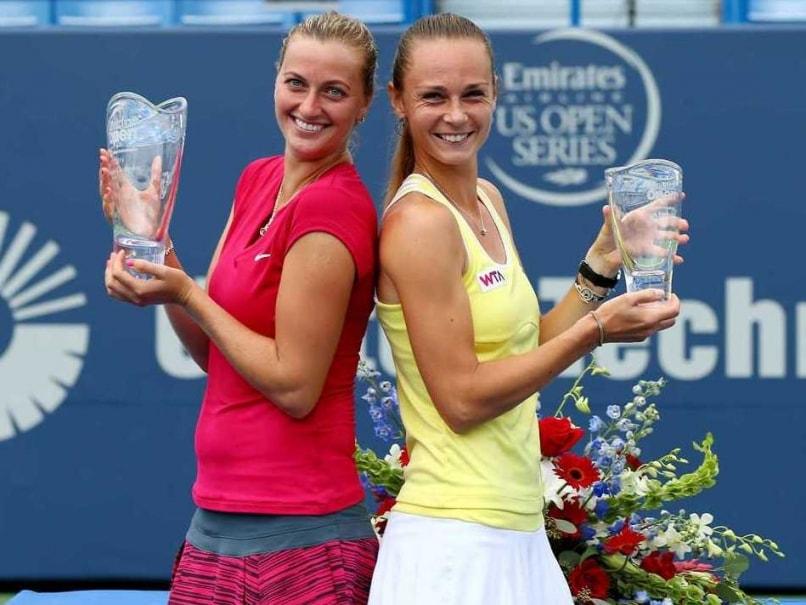 Wimbledon Champion Petra Kvitova Wins New Haven Title