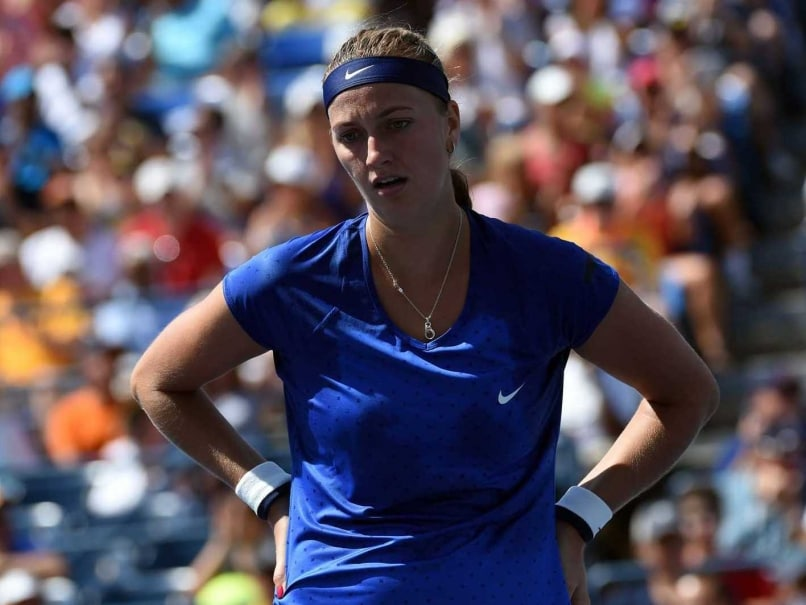 Wimbledon Champion Petra Kvitova Joins Ranks of US Open Fallen