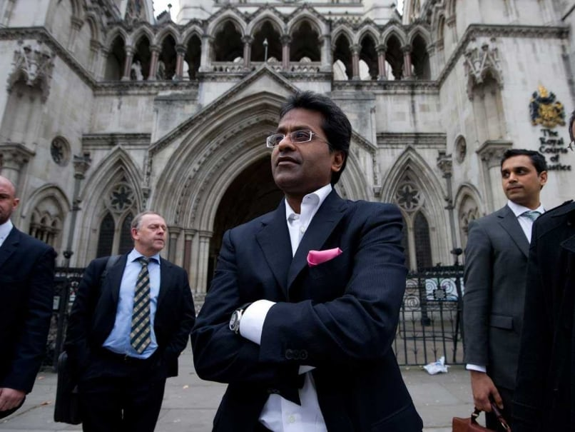 Lalit Modi Says He is Not Interested in Becoming BCCI Chief
