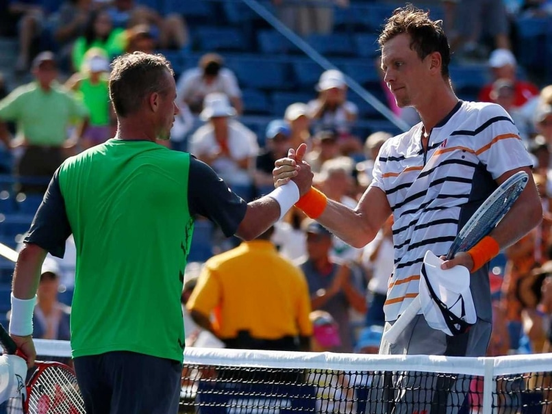Lleyton Hewitt Knocked Out of US Open