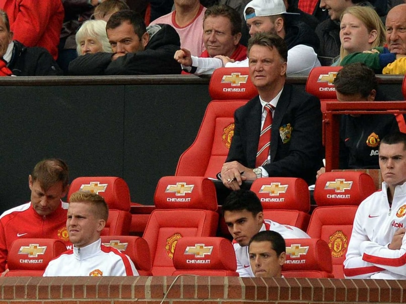 Louis Van Gaal Takes Responsibility for Manchester United F.C.'s Loss in EPL Opener