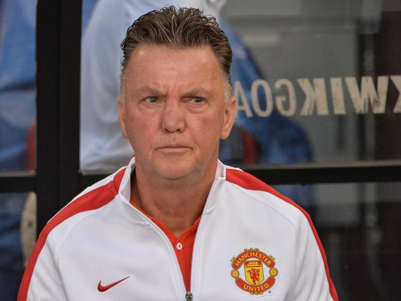 Louis Van Gaal Feels Manchester United on Course for Top Four