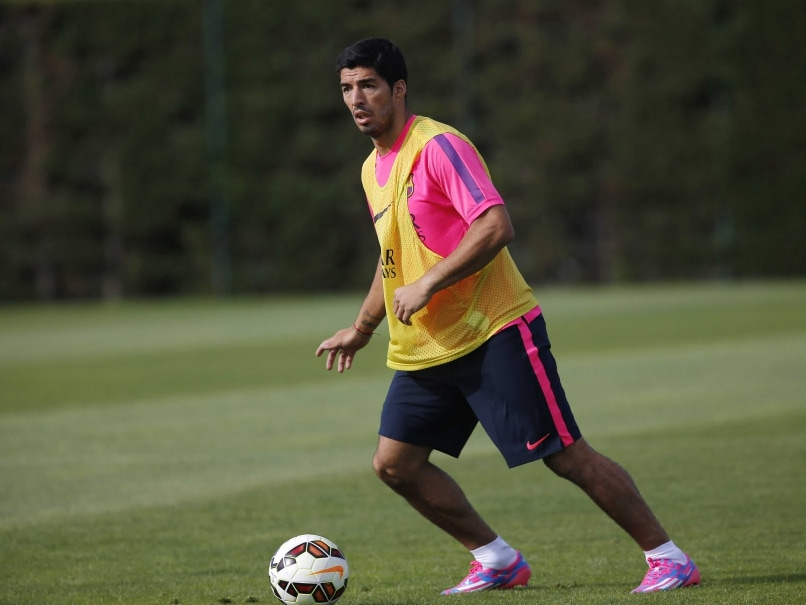 I'm Paying for a Mistake I Made, Says Luis Suarez