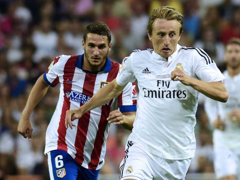 Luka Modric Extends Real Madrid Contract Till 2018