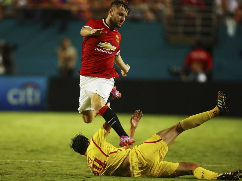 Louis Van Gaal Wants Injury-Plagued Luke Shaw to Take a Break
