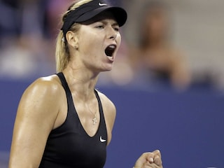 US Open: Maria Sharapova Beats Former Doubles Partner Maria Kirilenko to Reach Second Round