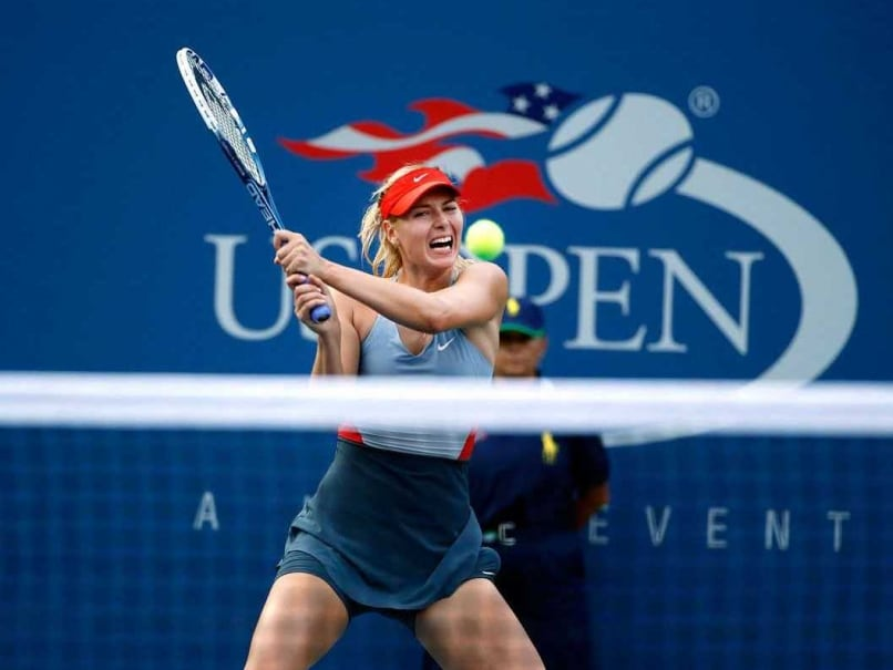 Maria Sharapova Rallies to Reach US Open Third Round