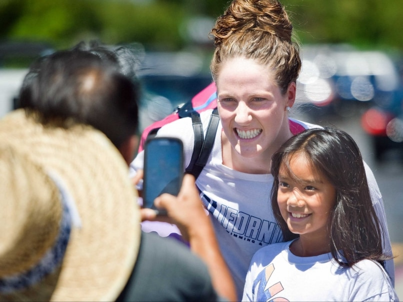 Missy Franklin Hit by Back Spasms Ahead of Pan Pacific Championships