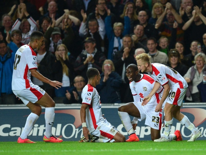 Manchester United F.C. Humiliated by MK Dons in League Cup