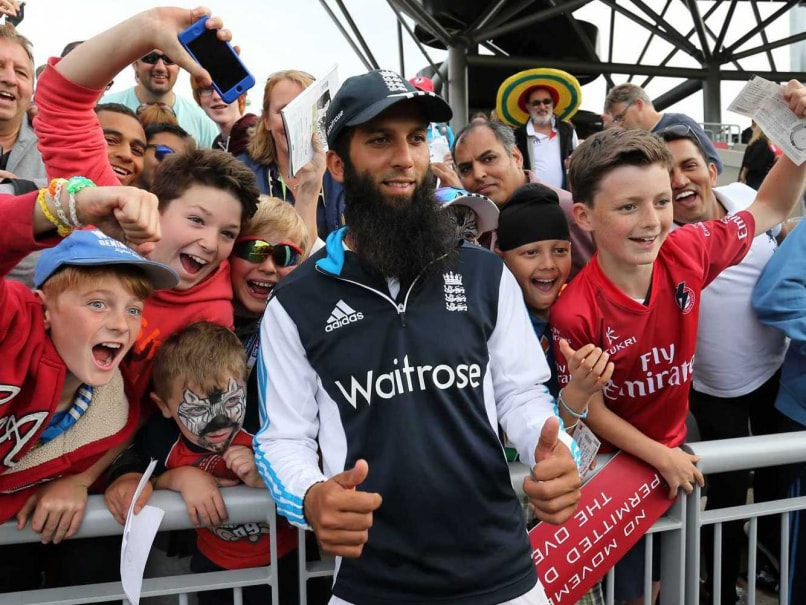Moeen Ali Should Take Booing as a Compliment: England