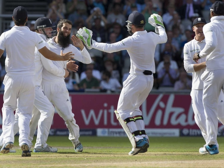 Moeen Ali wickets Manchester