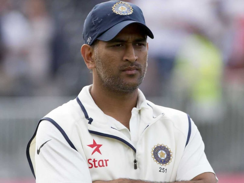 Mahendra Singh Dhoni's Security Downgraded to Y From Z Category