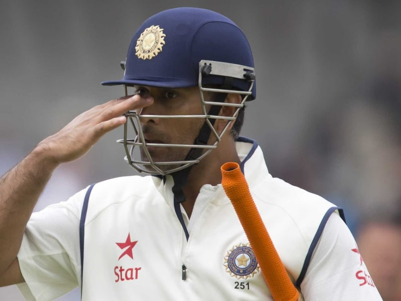 Mahendra Singh Dhoni on Standby for Sydney Test: Ravi Shastri