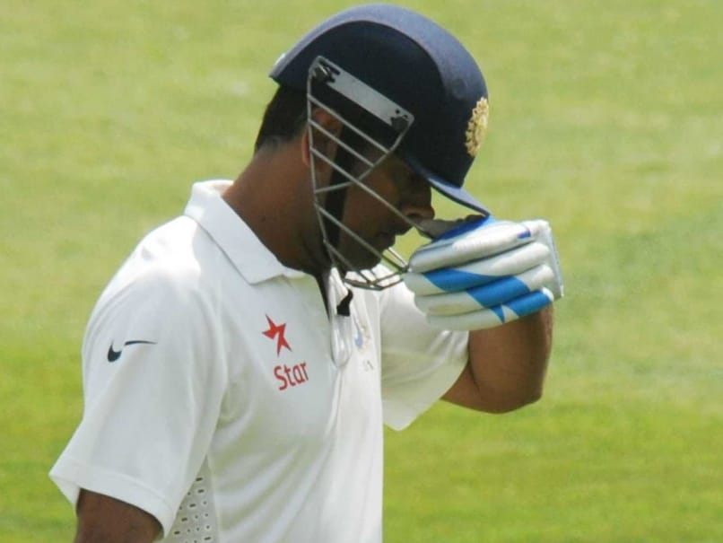 'India Captain MS Dhoni Scuttled Plans To Settle Jadeja Issue'