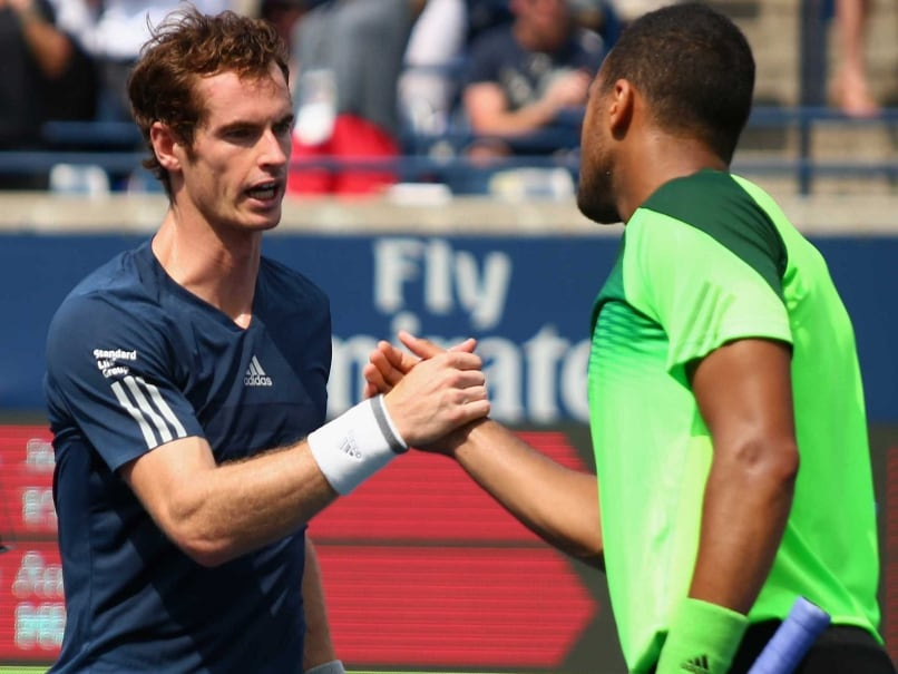 Jo-Wilfried Tsonga Downs Andy Murray to Reach Toronto Semifinals
