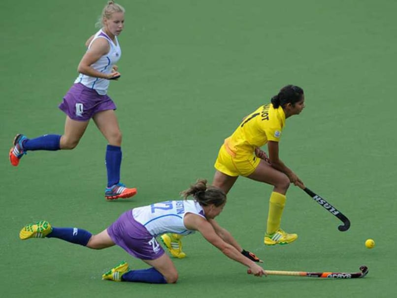 Asian Games: Indian Eves Thrash Malaysia 6-1 to Book Place in Hockey Semis