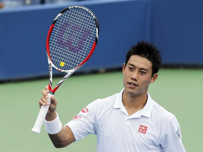 US Open: Kei Nishikori Advances to Round Four