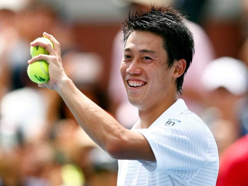 US Open: Kei Nishikori Cruises Into Second Round