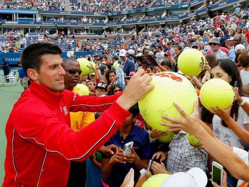 US Open: Novak Djokovic Gives Nine-Year-Old Singer The Spotlight