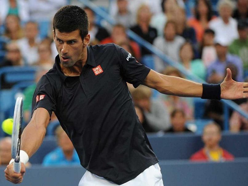 Novak Djokovic Outlasts Gilles Simon to Advance at Cincinnati