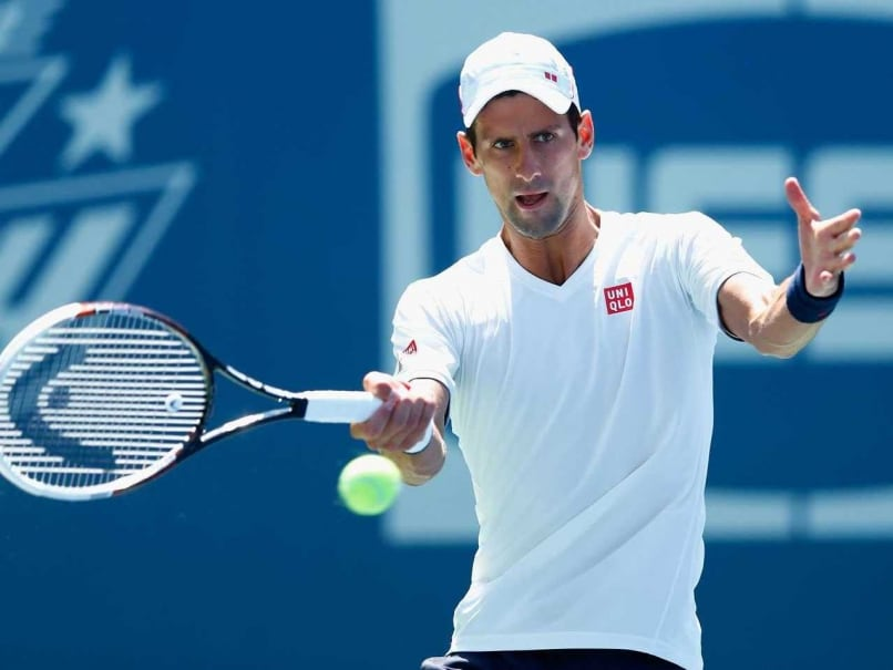 Novak Djokovic Prepares to Deal With New Wave of Talent