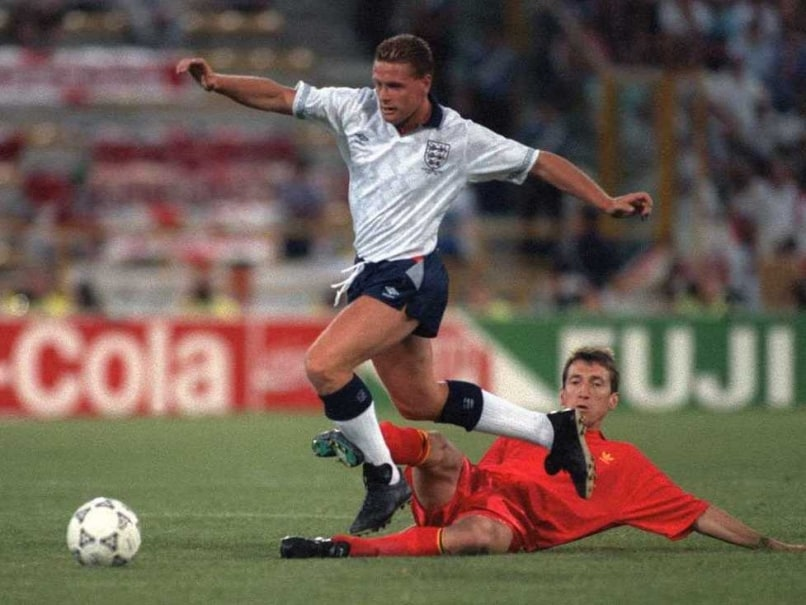 England's Paul Gascoigne Set for Return to Football