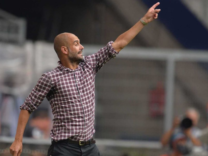 Pep Guardiola Rules Out Barcelona Return in Future