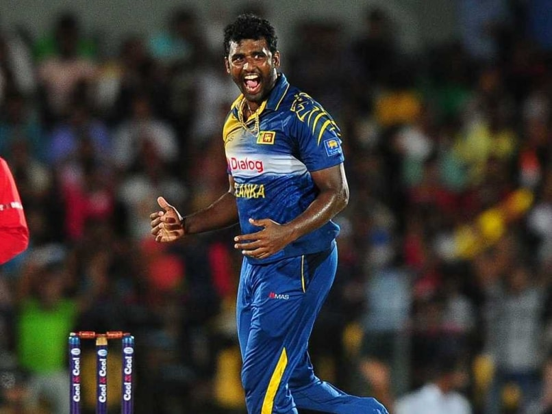 Thisara Perera's All-Round Show Scripts 77-Run Win For Sri Lanka