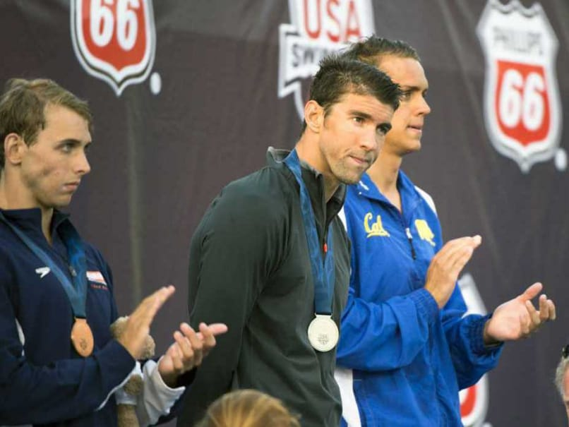 US Swimming Championships: Michael Phelps Settles for Silver in 100m Butterfly Final