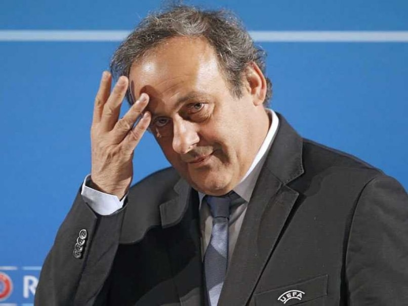 FIFA Elections: Michel Platini Rules Out Standing Against Sepp Blatter