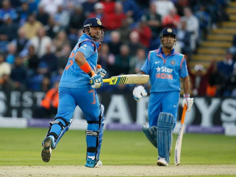Suresh Raina's Innings Was Very Crucial, Says Mahendra Singh Dhoni